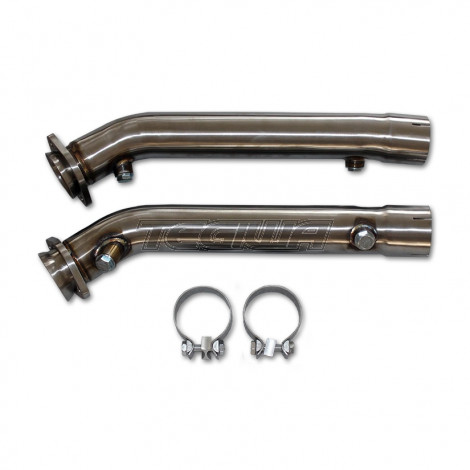 TEGIWA BMW E9X E90 E92 E93 M3 DECAT DOWN PIPES PRIMARY CAT DELETE
