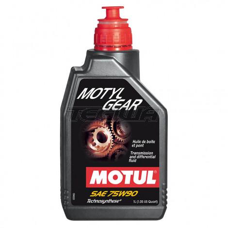MOTUL MOTYLGEAR 75W90 TECHNOSYNTHESE GEAR OIL