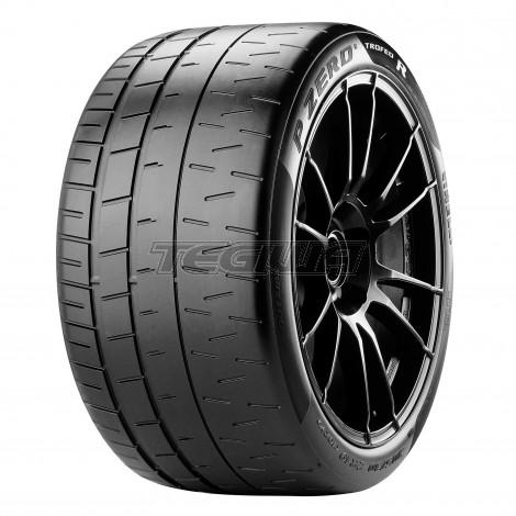 Pirelli P-Zero Trofeo R Race Semi Slick Track Tyre