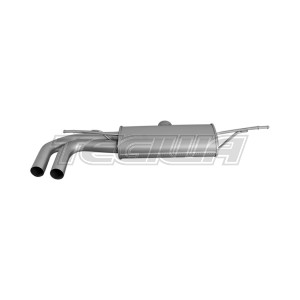 Remus Exhaust System Audi A3 8V/8VA 1.4 TFSI 13-
