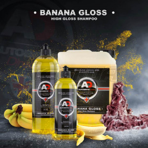 Autobrite Banana Gloss Hyper Concentrated Shampoo