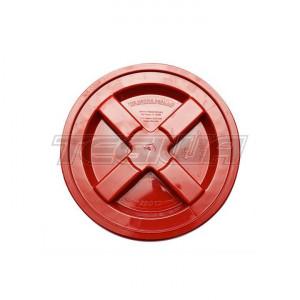 Autobrite Gamma Seal Bucket Lid - Red