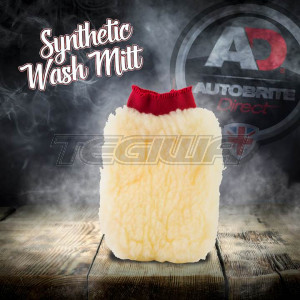 Autobrite Synthetic Wool Wash Mitt