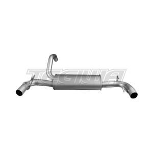 Remus Exhaust System Abarth 500/500 Esseesse Type 312 1.4 07-
