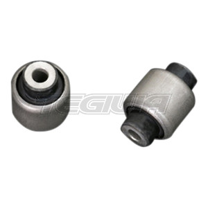 HARDRACE HARDENED RUBBER FRONT LOWER ARM FRONT BUSH 2PC SET MERCEDES W212 E CLASS 10-14
