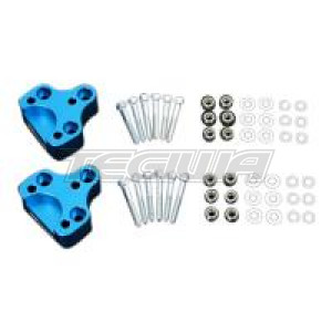 HARDRACE ROLL CENTRE NEGATIVE CAMBER ADJUSTER 2PC SET VW GOLF MK5-7 03-