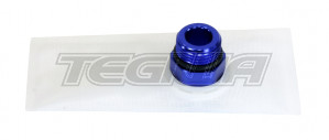 AEM -10 Inlet Port Filter For Inline Hi Flow Fuel Pump