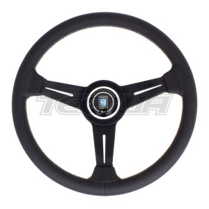NARDI CLASSIC LEATHER STEERING WHEEL 340MM