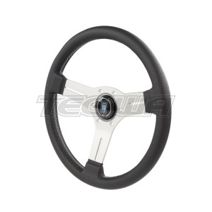 NARDI COMPETITION LEATHER STEERING WHEEL 330MM
