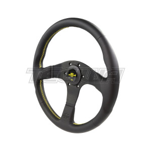 PERSONAL NEO ACTIS LEATHER STEERING WHEEL 330MM