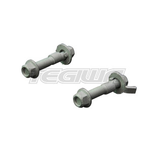 HARDRACE ADJUSTABLE 14MM CAMBER BOLTS -2 TO +2 DEGREE RANGE