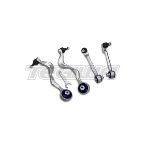 SUPERPRO FRONT ALLOY FRONT CONTROL AND RADIUS ARM KIT: NORMAL / FAST ROAD USE