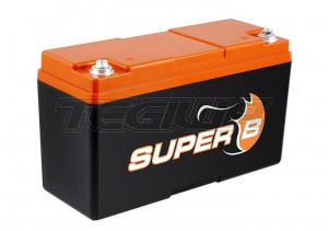 AIM SB12V25P-SC SUPER B MOTORSPORT LITHIUM RACE CAR BATTERY
