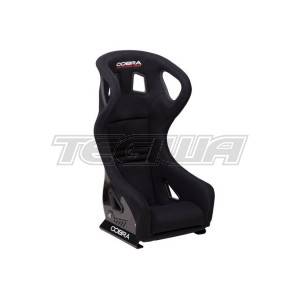 COBRA EVOLUTION PRO-FIT FIBREGLASS SEAT - BLACK