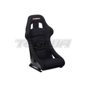 COBRA IMOLA PRO-FIT FIBREGLASS SEAT - BLACK