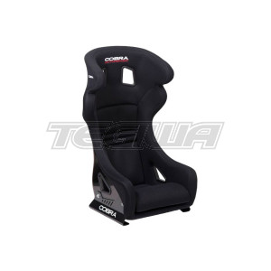 COBRA SEBRING PRO-FIT FIBREGLASS SEAT - BLACK