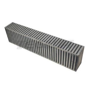 CSF HIGH PERFORMANCE BAR & PLATE INTERCOOLER CORE 24X6X3.5 (VERTICAL FLOW)