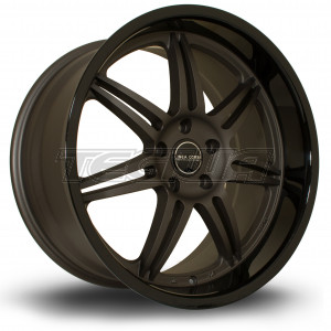 ROTA DYNA ALLOY WHEEL 19 X 10 5X120 ET37 760 BLACK LIP/GUNMETAL