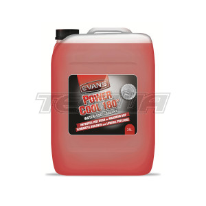 EVANS POWER COOL 180 COOLANT 25 LITRE