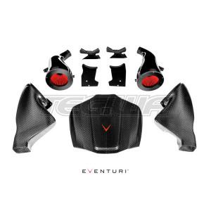 Eventuri Black Carbon Intake System Mercedes AMG GTR GTS GT C190 R190