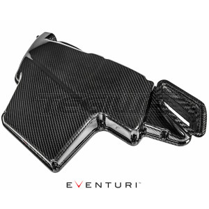 EVENTURI BLACK CARBON AIRBOX LID BMW E9X M3