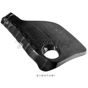 EVENTURI BLACK CARBON  ENGINE COVER BMW F8X M3/M4