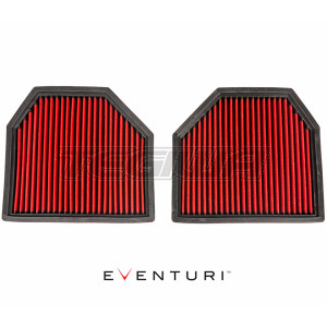 EVENTURI PANEL FILTER PAIR BMW F1X M5/M6