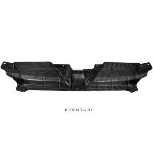 EVENTURI BLACK CARBON FACELIFT SLAM PANEL COVER AUDI B8 RS5
