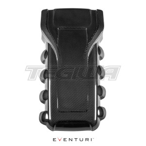 EVENTURI BLACK CARBON ENGINE COVER AUDI B8 RS5/RS4