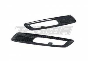 Seibon Carbon Fibre Fender Light Trim BMW F10 5 Series 11-13