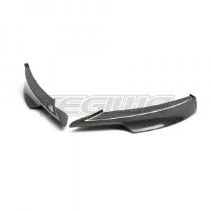 Seibon TA-Style Carbon Fibre Front Lip BMW E90 3 Series M Sport Saloon 09-11