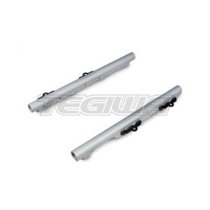 Grams Performance Fuel Rail - Raw Finish G50-03-1010 Chrysler 300 5.7L 05-20/ Dodge Challenger 5.7L 05-20 / Dodge Charger 5.7L 05-20