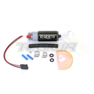 GRAMS 320LPH UNIVERSAL FUEL PUMP KIT
