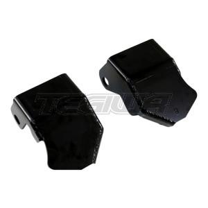 Hardrace Rear LCA Bracket Shield Plate (2 Piece Set) Jeep Wrangler 18- JL/JLU