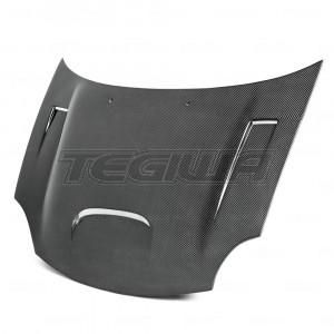 Seibon DV-Style Carbon Fibre Bonnet Dodge Neon SRT-4 03-05