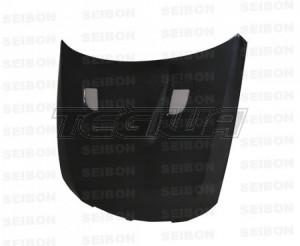 Seibon BM-Style Carbon Fibre Bonnet BMW E90 3 Series Saloon 06-08