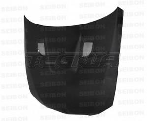 Seibon BM-Style Carbon Fibre Bonnet BMW E92 3 Series Coupe 07-10