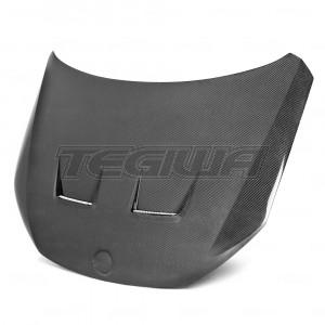 Seibon ER-Style Carbon Fibre Bonnet Volkswagen Scirocco 08-17