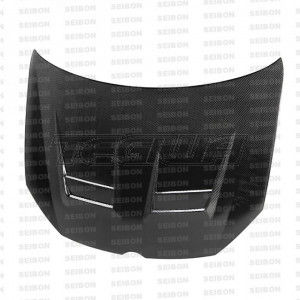 Seibon DV-Style Carbon Fibre Bonnet Volkswagen Golf/GTI/R 5K MK6 10-14