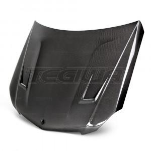 Seibon GT-Style Carbon Fibre Bonnet Mercedes-Benz AMG C 63 12-15