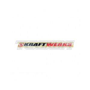 "KRAFTWERKS 35"" WINDSCREEN DECAL"