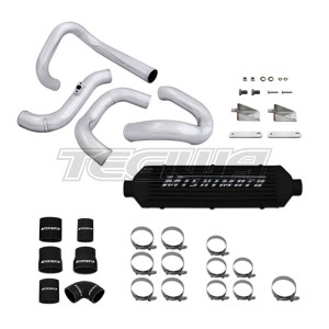 MISHIMOTO INTERCOOLER KITS 10-12 HYUNDAI GENESIS TURBO INTERCOOLER & PIPING KIT BLACK