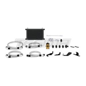 Mishimoto Oil Cooler Kit Pontiac GTO Thermostatic 04-06 Black