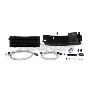 Mishimoto Oil Cooler Kit Ford Focus RS 16-18 Black
