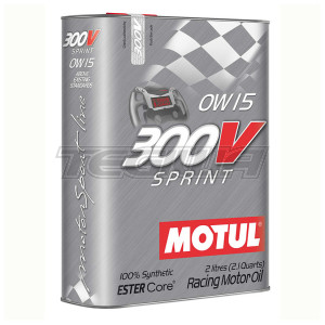 MOTUL 300V SPRINT 0W15 SYNTHETIC ENGINE OIL