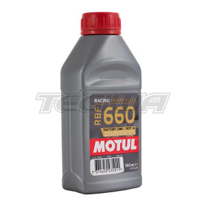 MOTUL RBF 660 RACING BRAKE FLUID 0.5L 500ML