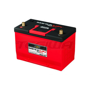 Mega-Life MV-31R LiFePO4 Lithum-Ion Lightweight Race Battery