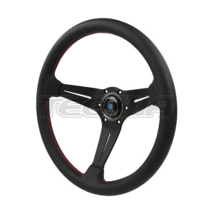 NARDI DEEP CORN LEATHER STEERING WHEEL 350MM