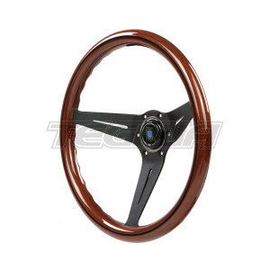 NARDI DEEP CORN WOOD STEERING WHEEL 350MM