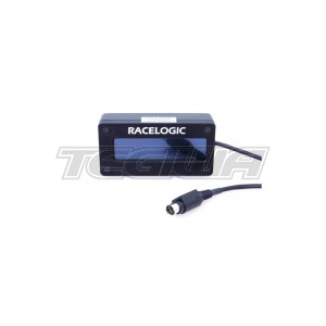 RACELOGIC BLACK OLED PREDICTIVE LAP TIMING DISPLAY - VIDEO VBOX LITE